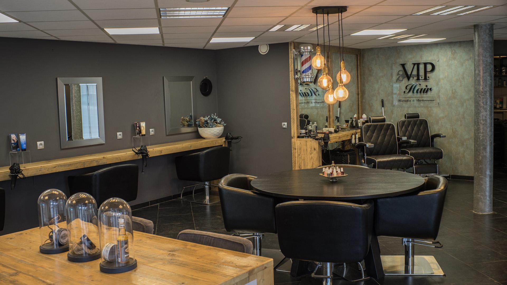 Vip Hair Hair Salon Barber Corner In Kaatsheuvel